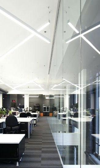 best office lighting system