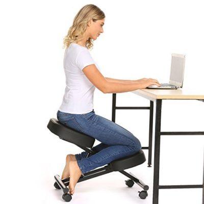 kneeling chair ergonomic position