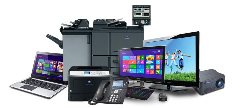 tech equipment for office