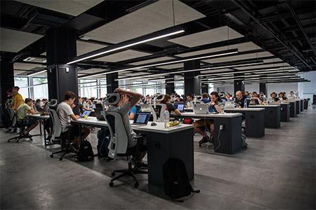 Big Open Office