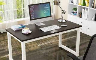 simple diy office desk