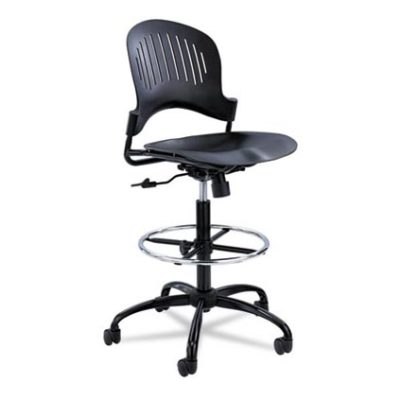 height adjusting drafting stool