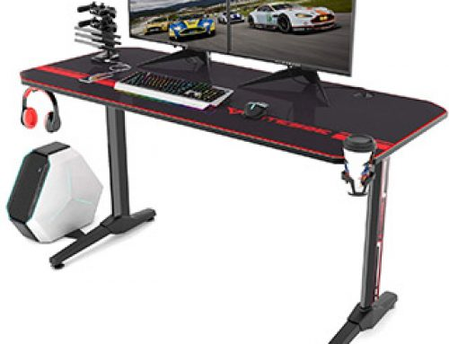 Vitesse 55 inch Gaming Desk Review | TDS Office