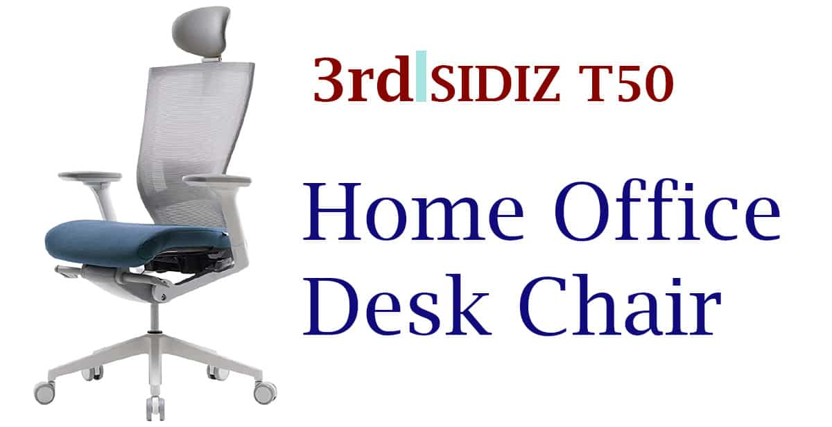 SIDIZ T50 Office Desk Chair